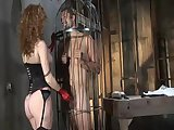 Teen domina analed by her slave
