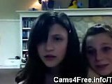 Three Dirty Teens On Webcam