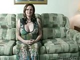 Lacy King pregnant amateur milf