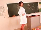 Meeting with naughty teacher