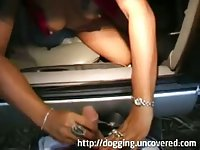 Indian girl dogging pt 2