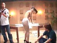 Japanese anchorwoman rape