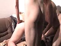 Teen & Mature Get One Cock