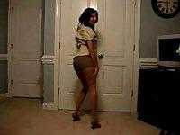 Teens stripping on webcam