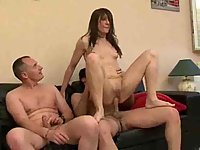 Randy Brunette Gets Double Package