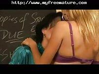 Lesbian Teacher scene 1