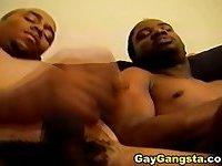 Ebony Gays Anal Fun