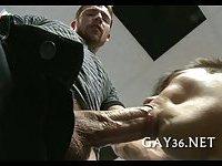 Wonderful gay banging scene 16