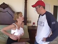 Big Tittied Chante Gets Fucked By Johnny Thrust