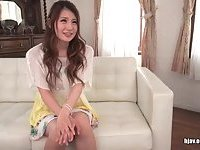 Jap small tits licked
