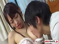 Her hairy asian pussy needs a fuck