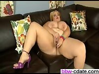 Amazing BBW slut