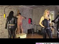 Mistress Ezada Catarina whipping