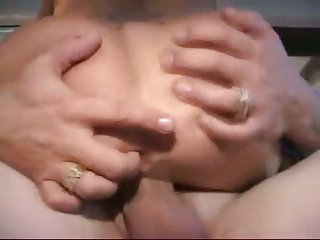 Gauge ass fucked in crazy position