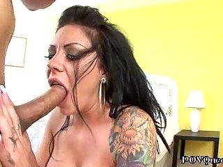 Pussy pounding by POV pole
