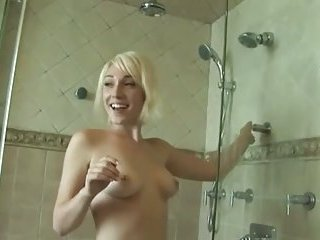 Exgirlfriend drilled in a bathroom