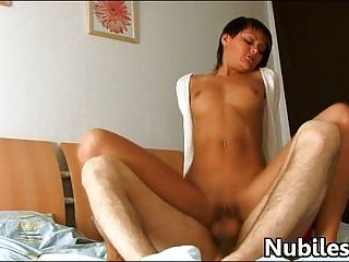 Twat of nymph is nailed scene 1