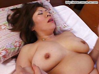 Big tits japanese bbw