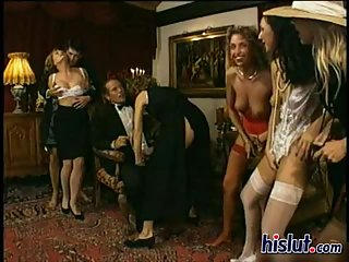 Horny Euro babes scene 1