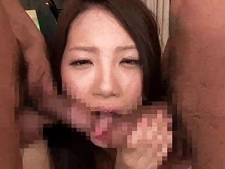 Busty japanese swallowing cocks   Big Boobs Update