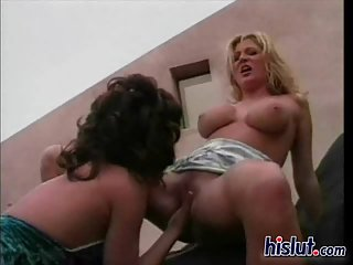 These lesbians have fun scene 211