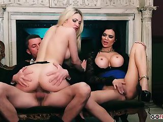 Jessica Robbin Is Addicted To Daddys Dick HD